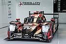 WEC Rebellion LMP1 presenta físicamente su nuevo R-13