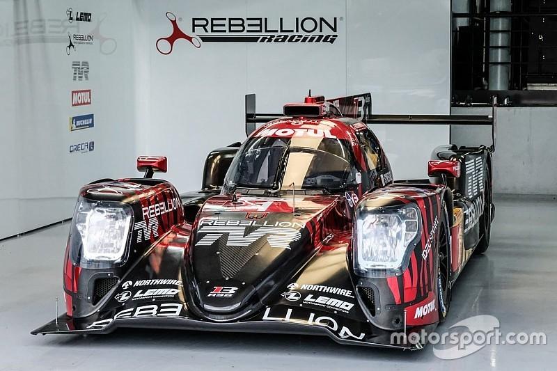 Rebellion dévoile sa R-13 au Paul Ricard