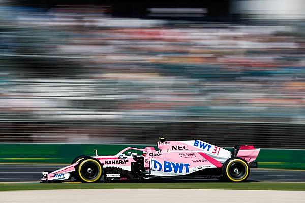 Force India pilotları, yeni aracın gelişiminden memnun