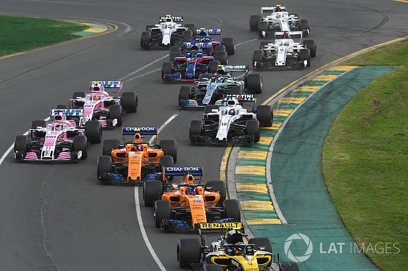 La Fórmula 1 presentará a su mascota oficial en China