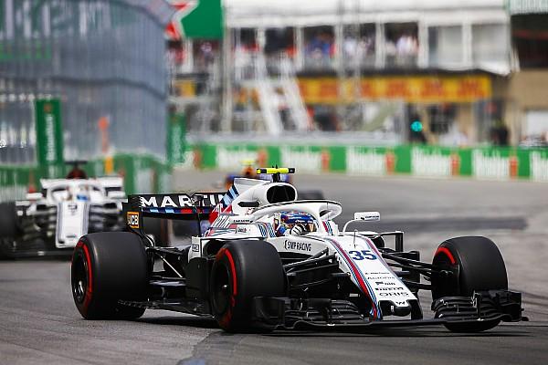 Formule 1 Actualités Lowe : Williams