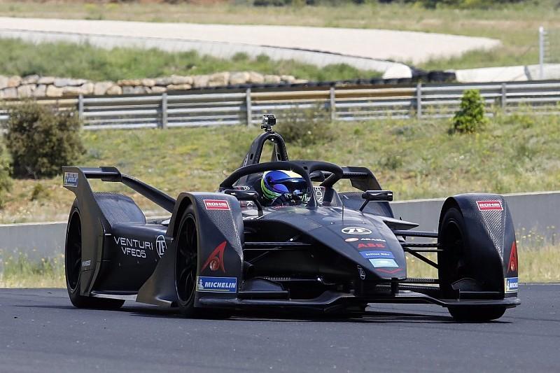 Felipe Massa: 800 Kilometer im Gen2-Auto der Formel E
