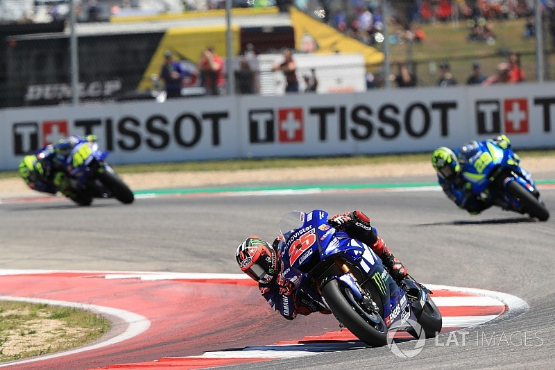 "Vinales can ""smell victory"" after strong COTA showing"