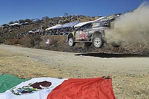 WRC Leg звіт Ож'є виграв Ралі Мексика та знову став лідером сезону WRC