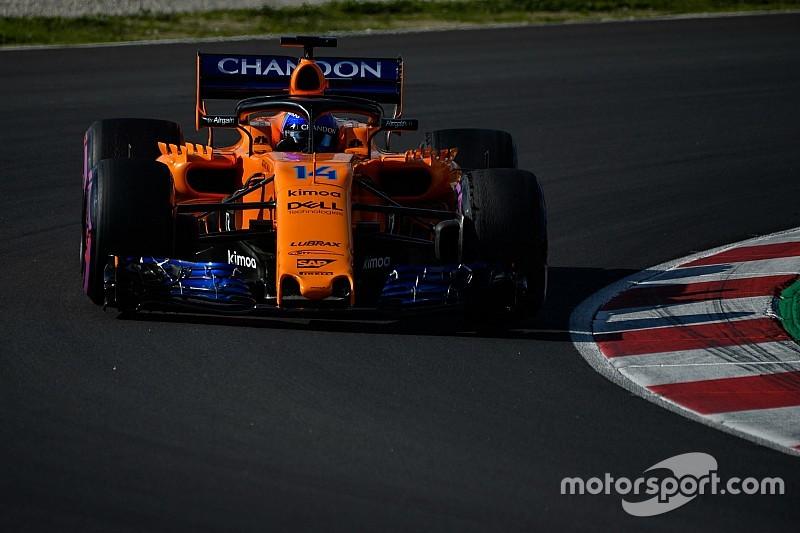 Alonso sudah berubah untuk 2018 - McLaren