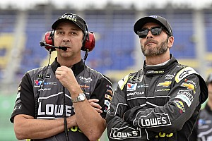 NASCAR Cup Breaking news Chad Knaus signs contract extension with Hendrick Motorsports