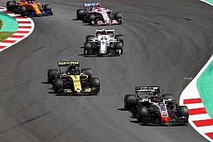 Formula 1 Breaking news Daftar pembalap tes tengah musim F1 Barcelona