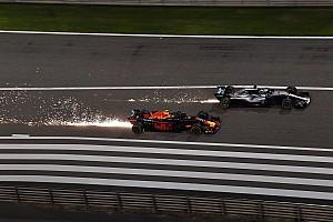 Formel 1 Fotostrecke Fotostrecke: Der Verstappen-Hamilton-Crash