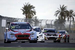 WTCR Crónica de Clasificación Tarquini consigue la pole position en Marrakech
