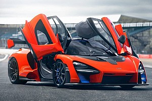 Witness the McLaren Senna's brutal acceleration to 183mph