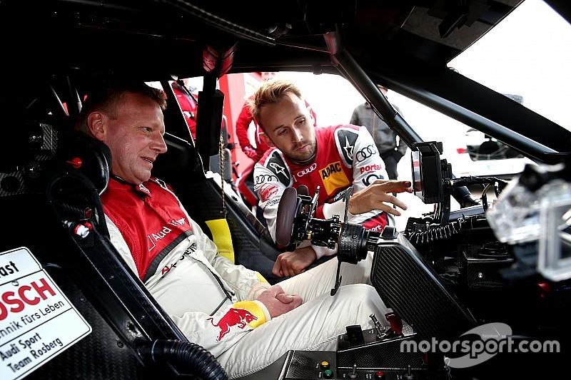 Motorsport.com voelt DTM-bolide van kampioen Rast aan de tand
