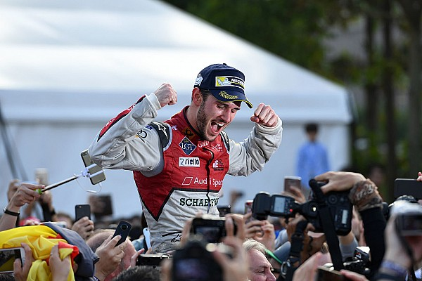 Fórmula E Audi decide no apelar por la descalificación de Abt en Hong Kong