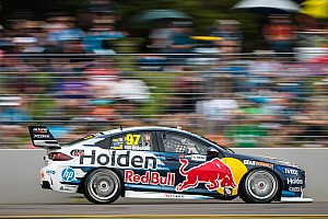 Supercars Qualifying report Townsville Supercars: Van Gisbergen takes provisional pole