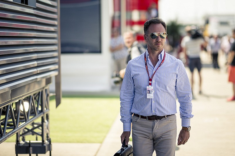 Horner, Raikkonen ve Ferrari ile ilgili