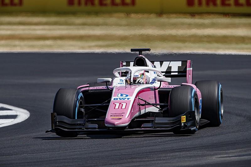 英国レース2:ギュンターF2初優勝。チームメイト福住スタートもできず