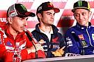 """Lorenzo over contractverlenging Rossi: """"Voorbeeld voor ons en jonge rijders"""""""