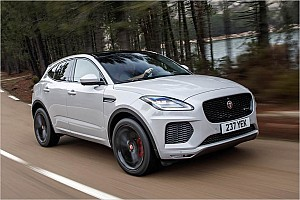Automotive News Jaguar E-Pace 2018 im Test