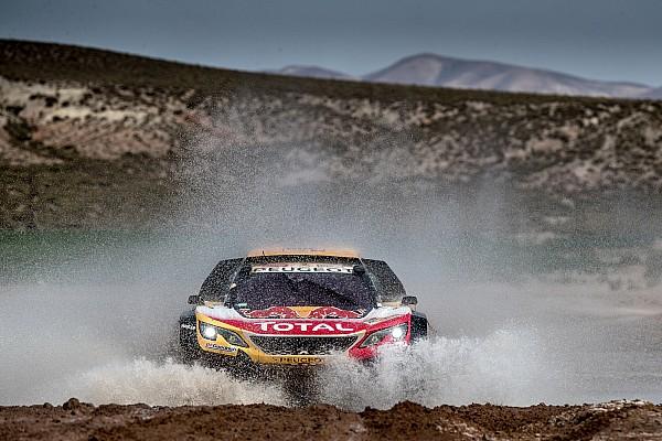 Peterhansel legt zich neer bij Dakar-winst Sainz