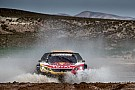 Peterhansel concedes Dakar victory hopes to Sainz