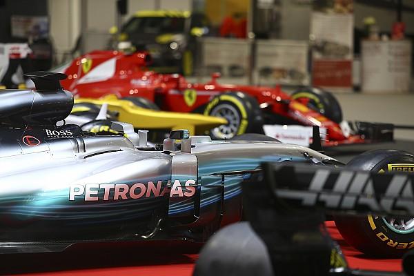 Formule 1 Actualités La F1 à la veille d'une semaine de présentations