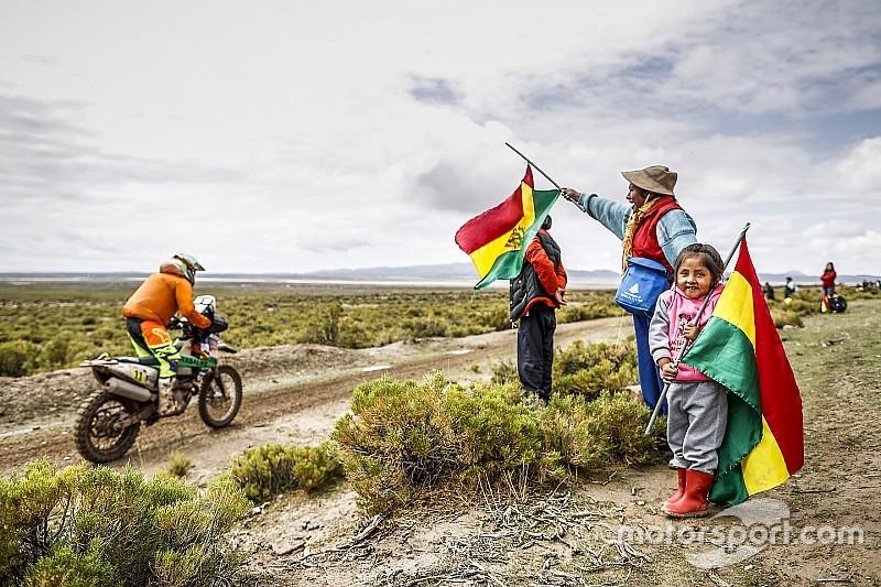 """Salvatierra woedend op organisatie Dakar Rally: """"Ze hebben bewijs gewist"""""""