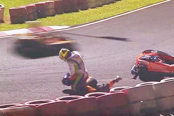Kart Breaking news Brazilian motorsport boss calls for action over kart fight
