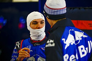 F1 速報ニュース テスト4日目に147周。ガスリー「マシンとホンダPUの両方に満足」