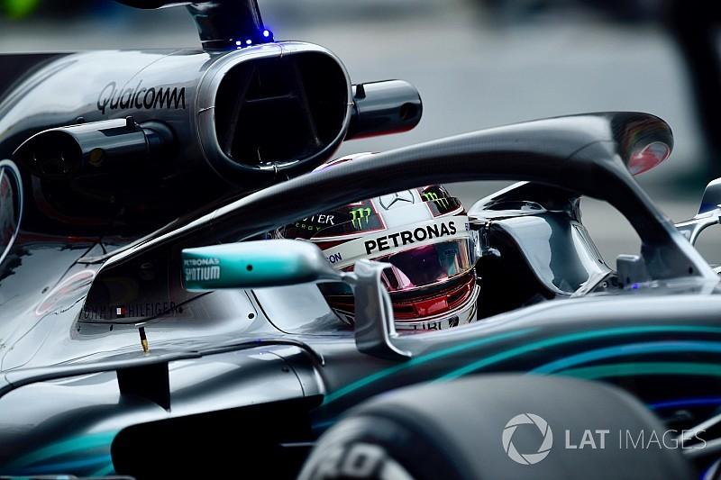 A Williams tavalyi ötlete köszön vissza a Mercedes autóhűtésében