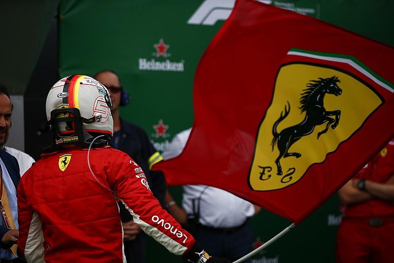 Sebastian Vettel: Zum Ende dachte er an Michael Schumacher