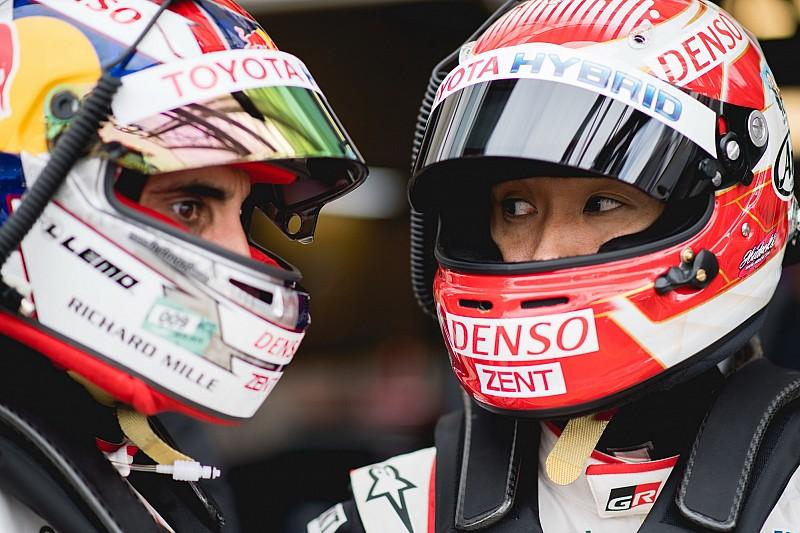 Nakajima, el hombre de la pole, teme a los LMP1 privados en la salida