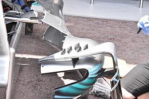Mercedes, Monaco'da McLaren tarzı