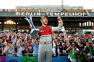 Formel E Reaktion Mit Bier & Döner: So feiert Daniel Abt den Heimsieg von Berlin