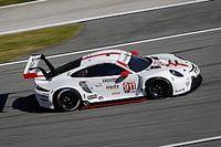 Dwa Porsche wycofane z Le Mans
