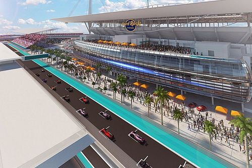 Renewed Miami GP F1 bid faces crucial city council vote