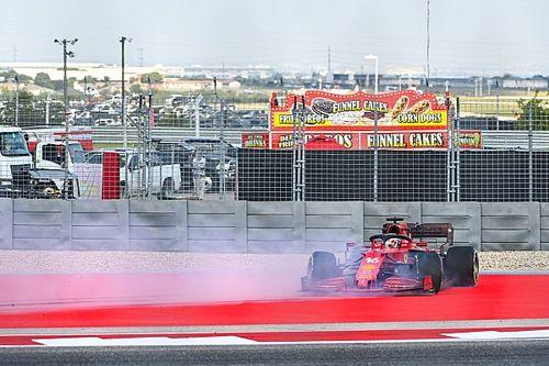 Las mejores fotos del viernes de la F1 en el GP de EE UU