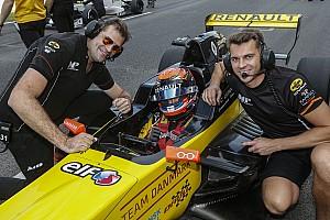 Українська «справа» з'явилася на етапах Формули Renault