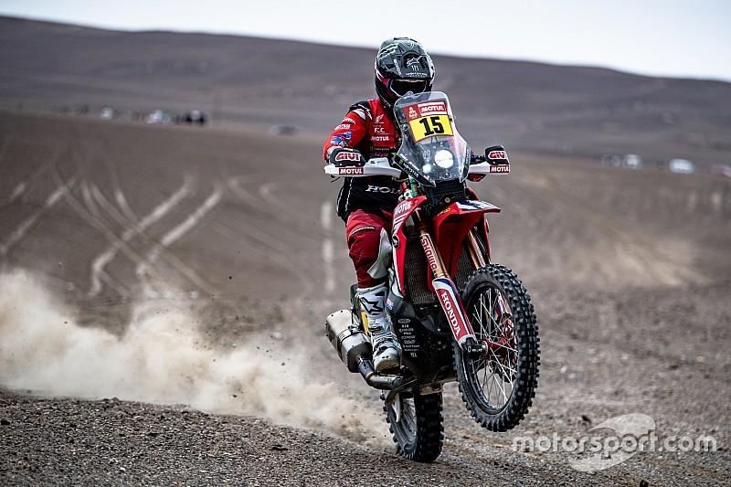 Dakar 2019, 4. Etap: Brabec domine ederek liderliği aldı