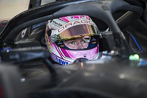 Gunther completes Formula E grid with Dragon