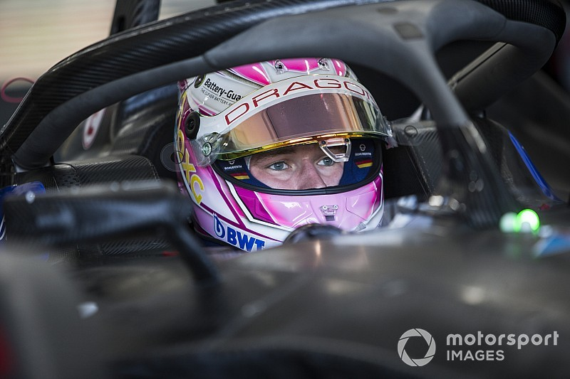 Gunther, Dragon'la Formula E'de yarışacak