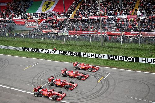 В Монце прошел Мировой финал Ferrari. Это просто рай для болельщиков Скудерии!