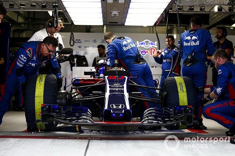 Toro Rosso doit