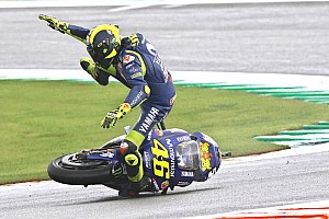 Rossi: Losing another win chance a