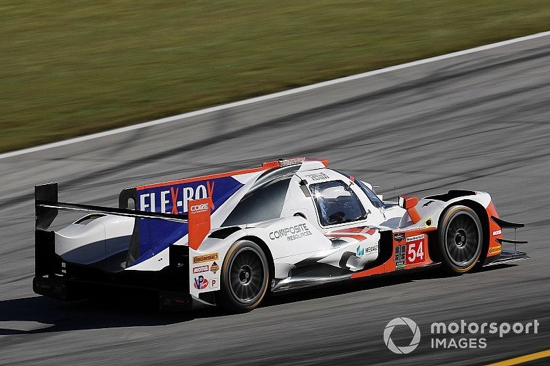 CORE Autosport correrá con Nissan en IMSA 2019