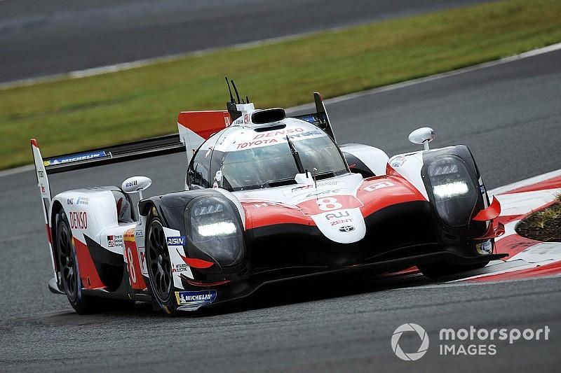 WEC, Fuji, Libere 1: doppietta Toyota dopo una lunga interruzione