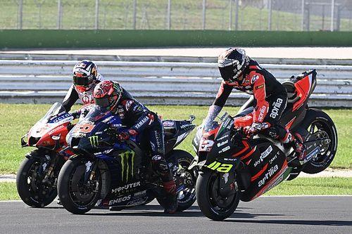 La parrilla de salida del GP de San Marino 2021 de MotoGP