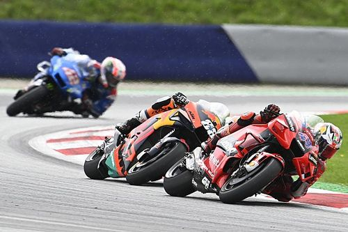 """Ducati is """"five steps in front"""" of Suzuki in MotoGP – Rins"""