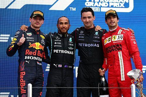 ANÁLISE: Os 10 fatos mais marcantes do GP da Rússia de 2021