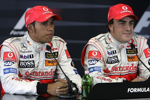 """""""Hamilton ile Alonso, F1 tarihinin en iyi ikilisiydi"""""""