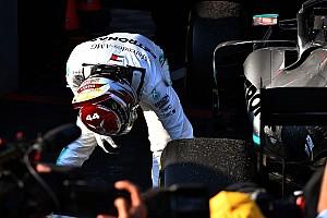 Tak maksimal, ada apa dengan mobil Hamilton?