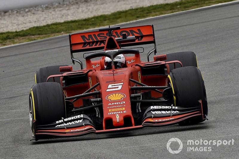 Ferrari, Melbourne yarışına hazır